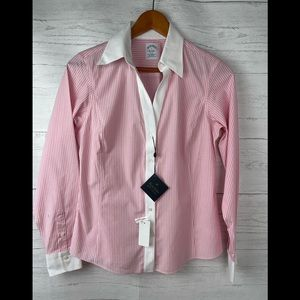 NWT BROOKS BROTHERS BLOUSE